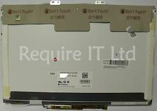 """NEW DELL XU301 YC475 YJ623 15.4"""" WUXGA LAPTOP LCD SCREEN MATTE AG WITH INVERTER"""