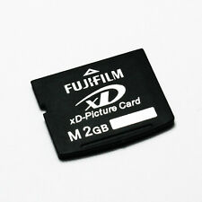 Original Fujifilm 2GB Xd-Picture Card Type M, 2GB XD Card, Memory Card