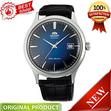 ORIENT Bambino SAC08004D0 Mechanical Automatic Leather Watch 100% Genuine JAPAN