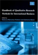 Handbook of Qualitative Research Methods for International Business (R-ExLibrary