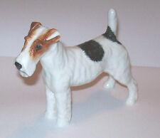"""Royal Doulton HN1014 ROUGH HAIRED TERRIER """"Crackley Hunter or Startler""""  sm dog"""