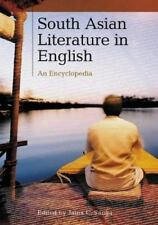 South Asian Literature in English: An Encyclopedia-ExLibrary