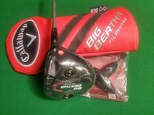 BRAND NEW - Callaway Big Bertha Alpha 816 Double Black Diamond Driver - Stiff