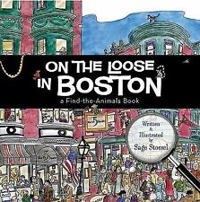 On the Loose in Boston Find the Animals)