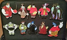 Fantasy Pin - BayMax as..Set of 10 Jumbo Pin - Disney- LE 100 & 50