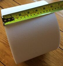 "10mts x 6"" DOUBLE Sided Fusible Buckram/Tape/Fabric Stiffening for Curtains"
