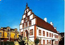Bad Salzuflen , Hist. Rathaus , Ansichtskarte ,1991 gelaufen