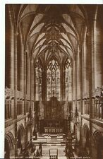 Lancashire Postcard - Liverpool Cathedral - The Lady Chapter Looking East  A6218
