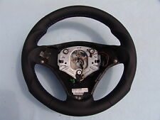 BMW M TECHNIC STEERING WHEEL E87,E90, E92, E93 M3, ERGONOMIC INLAYS, NEW LEATHER
