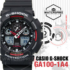 Casio G-Shock Bold Face. Tough Body. Series Watch GA100-1A4
