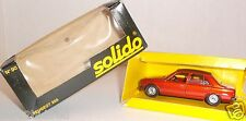 SOLIDO Peugeot 305 Die-Cast MINT Boxed 1:43