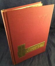 1977 Christian Brothers High School Memphis Tennessee TN Yearbook Annual