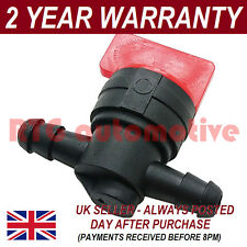 FUEL DIESEL PETROL SHUT/CUT OFF STOP VALVE SWITCH 6MM QUAD BIKE IMMOBILISER