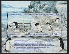 FSAT TAAF 2012 Penguin SS VF MNH