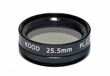 Circular polarizing Filter 25.5mm made in Japan