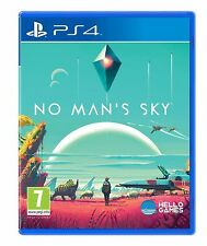 NO MANS SKY - PS4 - NEW - FREE UK POST - IN STOCK NOW!!!