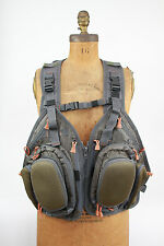 fly vest/ backpack superior quality fly bench pockets galore H2O camel pack