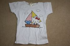 MISHA LULU HELLO KITTY GRAPHiC TOP  7-8  size 8