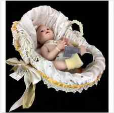 Millennium 2000 Danbury Mint New Year's Baby Limited Edition Porcelain Doll
