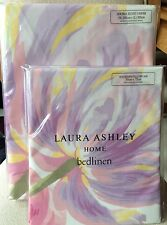 Laura Ashley Gosford Bloom DOUBLE Bed Duvet Cover + 2 Pillowcases in Pink -  NEW