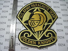 Army GOLDEN KNIGHTS PARACHUTE TEAM Color Pocket Patch airborne paratrooper