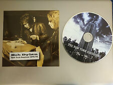 Bob Dylan NEW YORK SESSIONS 1974-75 CD (no label)