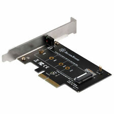 Silverstone SST-ECM21 M.2 port (M key) to PCI-E x4 Interface Adapter Card