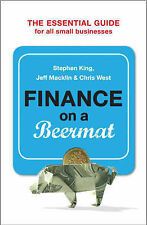 Finance on a Beermat, Jeff Macklin, New Book
