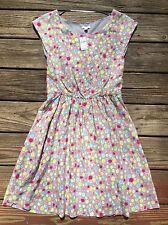 Gap Dress Gray Gumdrops, NWT Retail $60, Knee Length, Lined, S, Side Pockets