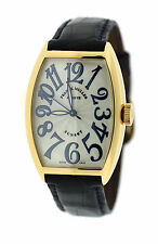 Franck Muller Sunset 18K Yellow Gold Watch 5850 SC