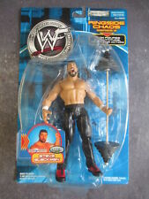 SEALED WWF/WWE RINGSIDE CHAOS SERIES 3 STEVE BLACKMAN TRON FIGURE JAKKS 2001 MOC