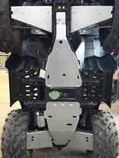 Polaris Sportsman XP1000 15-16 Full Belly Skid Plates Aluminum Guards Skid Armor