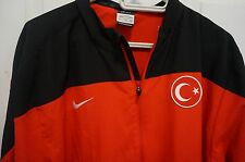 Nike Dri Fit Turkey Turkiye Red and Black Jacket 2XL XXL