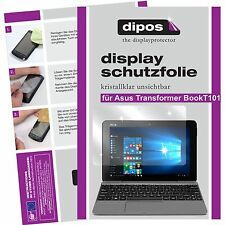 2x Asus Transformer Book T101 Screen Protector Protection Crystal Clear dipos