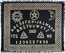 "Ouija Board Altar Cloth 24 x 30""  Pendulum Work, Dowsing Spirit Divination"