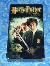Harry Potter and the Chamber of Secrets VHS Video Tape Brand New Sealed