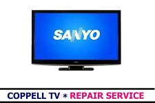 SANYO DP47460 MAIN BOARD N8VG REPAIR SERVICE SHUTTING DOWN OR POWER CYCLING PROB