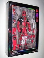 "Marvel Legends 12"" Series DEADPOOL Action Figure New Sealed In Hand"