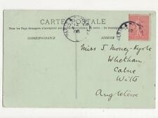 Miss J Money-Kyrle Whetham Calne Wiltshire 1906 309a