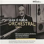 Orchestra Works-O RIADA SEAN CD