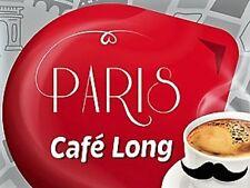 Nueva Edición Limitada 8 X Tassimo Paris Café Larga Suelta T Discos vainas-Cafe Largo