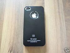 Funda protectora para iPhone 4/4s extra fina en el diseño de aluminio