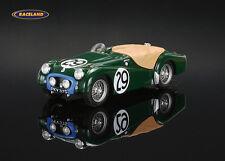 Triumph TR2 Triumph Motor Co Ltd. 15° Le Mans 1955 Hadley/Richardson, Spark 1:43