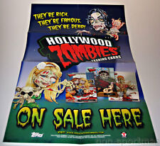 HOLLYWOOD ZOMBIES MINI-POSTER MICHAEL JACKSON