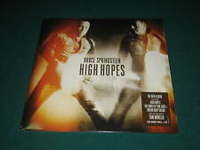 BRUCE SPRINGSTEEN HIGH HOPES LP SIGILLATO + CD