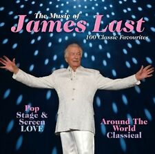 Music Of James Last: 100 Popular Classics - James & H (2010, CD NIEUW)5 DISC SET