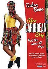 AFRO CARIBBEAN STEP AEROBICS WITH DEBRA BONO - DVD - Region Free