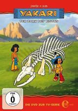 Yakari - (19) DVD z.TV-Serie-Der Zorn Des Bisons *DVD*NEU*
