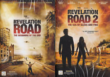 Lot of 2 NEW Christian DVDs! Revelation Road 1+2 (David AR White, Steve Borden)