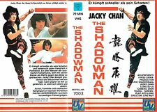 (VHS) The Shadowman - Jackie Chan, James Tien, Yen Shi-Kwan, Lee Kwan (1979)